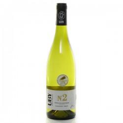 Domaine Uby Chenin Chardonnay n°2 IGP Côtes de Gascogne Blanc 2019 75cl