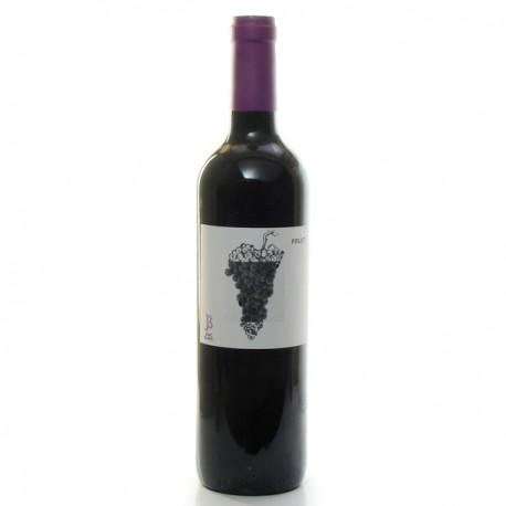 Chateau Jonc Blanc les Sens du Fruit Vin de France Rouge BIO 2018 75cl