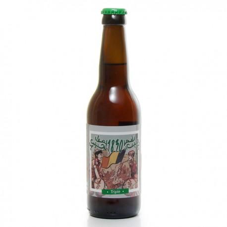 Bière Artisanale du Périgord 1830 Brasserie Roc Mol 33cl