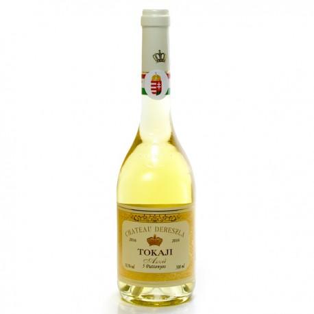 Dereszla Toakji Aszu Hongrie Tokaji Blanc Liquoreux 2016 50 cl