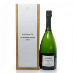 Champagne Bollinger Grande Année 2012 AOC Champagne Brut 75 cl