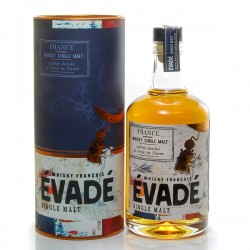 Whisky France Evadé Single Malt 40° 70 cl