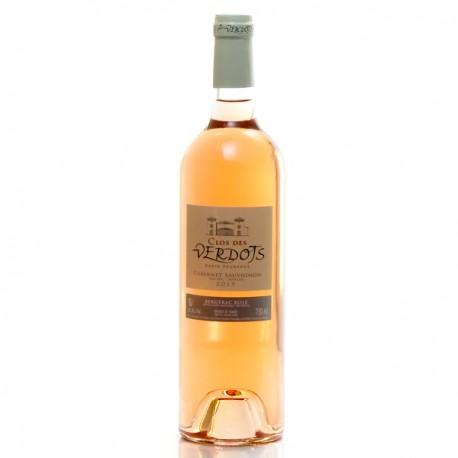 Clos des Verdots AOC Bergerac Rosé 2019 75cl