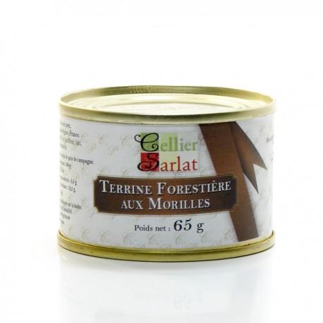 Terrine aux Morilles 65g