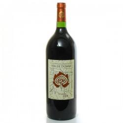 Vin de Domme Cuvée Moncalou Tradition Vin du Périgord 2018 Magnum 150cl
