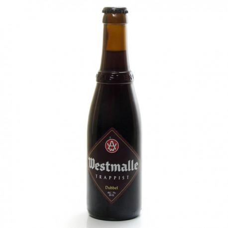 Bière de Belgique Westmalle Double 33 cl