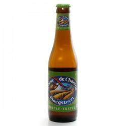 Bière Belgique Queue de Charrue Triple 33 cl