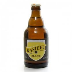 Bière Belgique Kasteel Blonde 33 cl