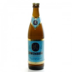 Bière Allemagne Lowenbrau 50 cl
