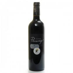 Château Pécany Grande Cuvée Black Côtes de Bergerac Rouge BIO 2018 75 cl