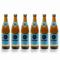 Pack de 6 Bières Allemagne Lowenbrau 6 x 50 cl