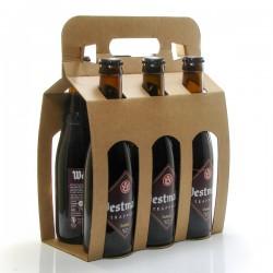 Pack de 6 bières Belgique Westmalle Double 6 x 33 cl