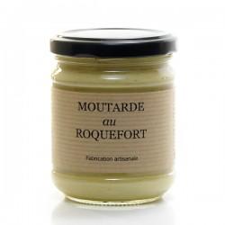 Moutarde Saveur Roquefort 200g