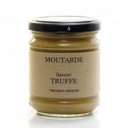 Moutarde Fine Saveur Truffe 200g
