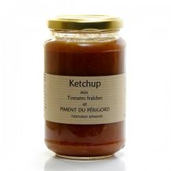 Ketchup au Piment du Périgord 370 ml