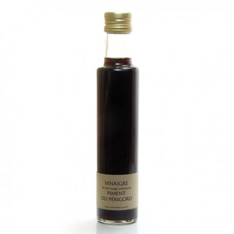 Vinaigre aromatisé au Piment du Périgord 25 cl