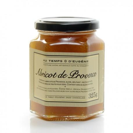 Confiture artisanale aux abricots de Provence, 325g