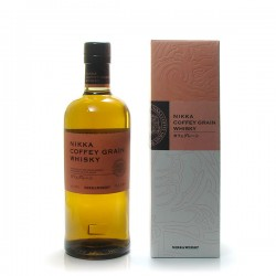 Whisky Nikka Coffey Grain single grain whisky 45° 70cl