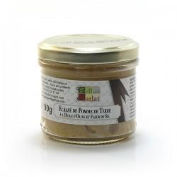 Ecrasé de Pomme de Terre à l'Huile d'Olive et Fleur de Sel 90g