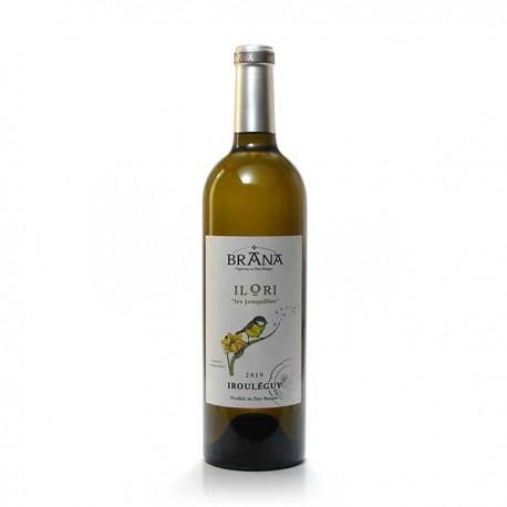 Domaine Brana Ilori AOC Irouleguy Blanc 2019 75 cl