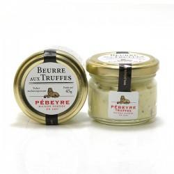 Beurre Echiré aux truffes noires 3% 45g