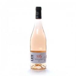Domaine Uby Rosé N°6 IGP Côtes de Gascogne 2020 75cl