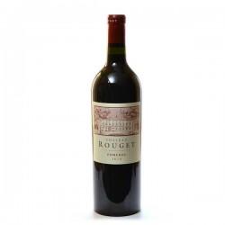 Château Rouget AOC Pomerol Rouge 2018 75cl