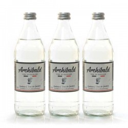 Lot de 3 Tonics 50cl de Distillerie BIO Archibald soit 150cl