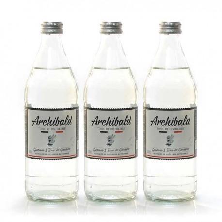 Lot de 3 Tonics 50cl de Distillerie BIO Archibald soit 150cl