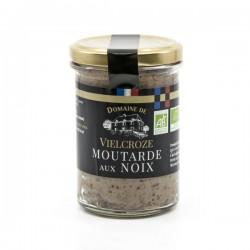 Moutarde aux Noix Domaine de Vielcroze BIO 200g