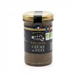 Crème de Noix Domaine de Vielcroze BIO 210g