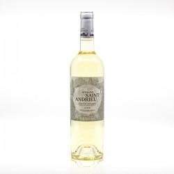 Domaine Saint-Andrieu AOP Côtes de Provence Blanc 2018 75cl