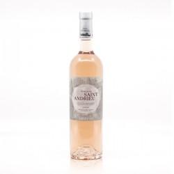 Domaine Saint-Andrieu AOP Côtes de Provence Rosé 2020 75cl