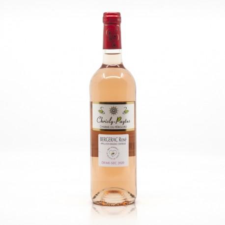Château Pecany AOC Bergerac Rosé Tradition Bio, 75cl