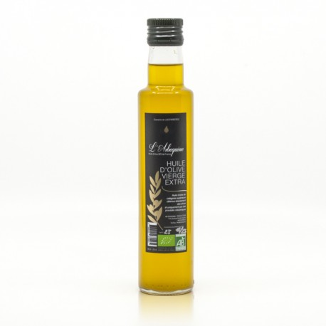 L'Arlequine Huile d'Olive Vierge Extra BIO 25cl