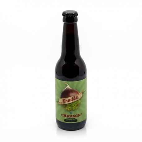 Bière Artisanale Chavagn' Châtaigne Gousse de Vanille 33cl