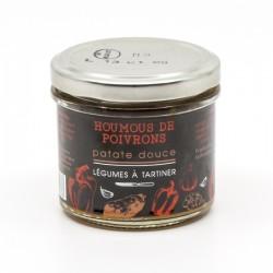 Houmous de Poivrons et Patate Douce 100g