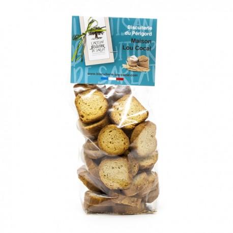 Mini Biscottes Briochées à la Figue 100g