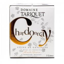 Domaine Tariquet Chardonnay IGP Côtes de Gascogne BIB 3l