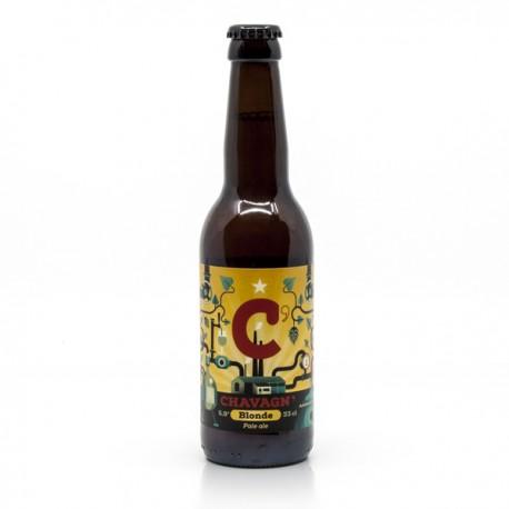 Bière IPA Artisanale Chavagn' 33cl