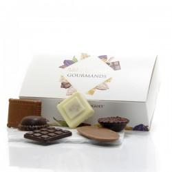 Ballotin de Chocolat Assortis Maison Guinguet Artisan Chocolatier 200g