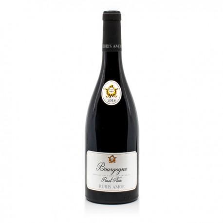 Cave La Chablisienne Ruris Amor AOC Bourgogne Pinot Noir Rouge 2018 75cl