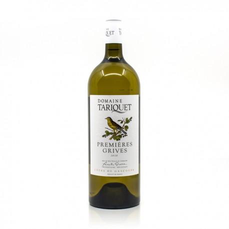 Domaine Tariquet Première Grive IGP Côtes de Gascogne 2020 Magnum 150cl