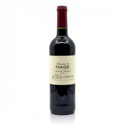 Domaine du Mage Syrah Merlot IGP Côtes de Gascogne 2019, 75cl