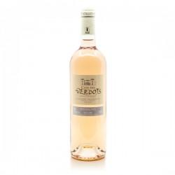 Clos des Verdots AOC Bergerac Rosé 2020 75cl