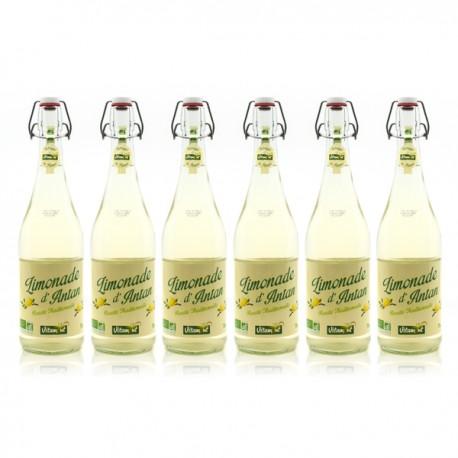 Lot de 6 Limonades d'Antan Recette Traditionnelle BIO 6x33cl soit 198cl