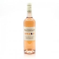 Domaine de Pellehaut L'Été Gascon IGP Côtes de Gascogne Rosé 2020 75cl