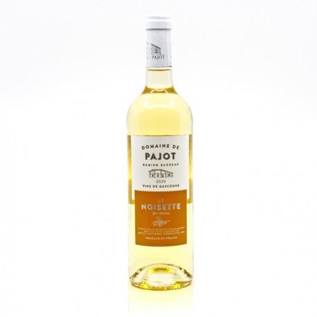 Domaine de Pajot Le Noisette Vin Blanc Moelleux IGP Côtes de Gascogne 2020 12° BIO 75cl