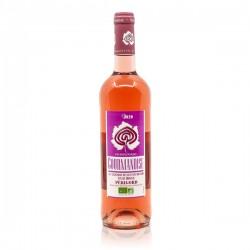 Vin de Domme Rosé Cuvée Gourmandise Vin du Périgord 2020 Bio 75 cl
