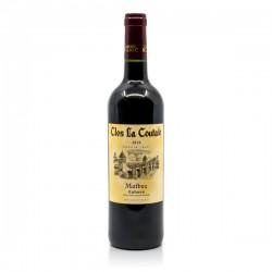 Clos la Coutale AOC Cahors 2019 75cl